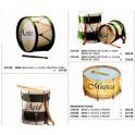 Grancassa e tamburi....