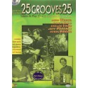 25 grooves