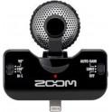 Zoom iq5 microfono per Iphone